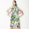 Vk139 Watercolor Ikat (Dress)