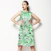 Green Triangles (Dress)