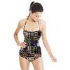 Ethnic Mosaic (Swimsuit)