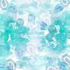Blured Paisley (Original)