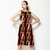 Geometric Retro Vintage (Dress)