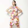 Large Abstract Flower - ESTP_DIANA_0044 (Dress)