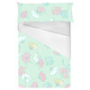 Pastel Plume Florals (Bed)