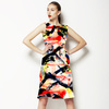 Hand Painted Abstract Texture (Dress)