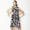 Distressed Mosaic Print (Dress)