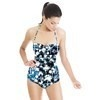 Abstract Textured Palm Tree (Swimsuit)
