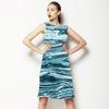 Frozen Wavy Marble (Dress)