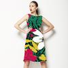 Vector Floral 180516 (Dress)