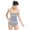 Blurred Stripe (Swimsuit)