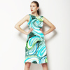 Watercolor Paisley (Dress)
