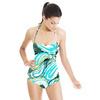 Watercolor Paisley (Swimsuit)