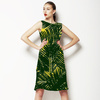 Tropic Fantasy Palm Leaf 220516 B (Dress)