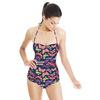 Butterfly Stripe (Swimsuit)