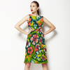 Tropical Flowers (Dress)