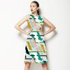 Fenton - 6 Colour Repeat (Dress)