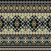 Seamless Geometrical Pattern. Ethnic Ornament (Original)
