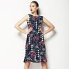 A/W Geo Tropical Shadowt (Dress)