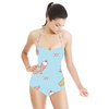 Icecream & Doughnut Conversational 16cms Repeat (Swimsuit)
