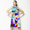 Watercolor Geo (Dress)