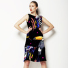 Toucan and Palm Tree (Dress)