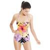 Tie Dye Boho Batik Print (Swimsuit)