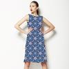 Blue Tiles (Dress)