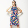 Vector Floral Ditsy (Dress)