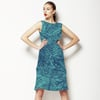 Water Palm Leaves (Dress)