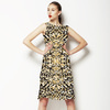 Yellow Texturing (Dress)