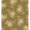 Sepia Sprig Floral (Original)