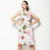 Linear Rose Garden (Dress)