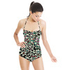 Retro Flowers (Swimsuit)