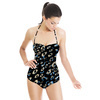 3d Leopard Skin. (Swimsuit)