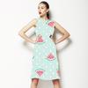 Watermelon Dots Fruit Tossed (Dress)