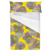 Yellow Tahiti Abstract Floral (Bed)