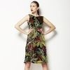 Camouflage Leaves (Dress)