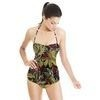 Camouflage Leaves (Swimsuit)