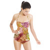 Acid Tropical Garden (Swimsuit)