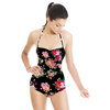 Seamless Botanic Pattern (Swimsuit)