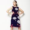 Vector Seamless Pattern (Dress)