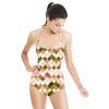 Watercolor Checks (Swimsuit)