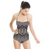 Ethnic Geo. (Swimsuit)