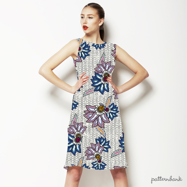 African Inspired Batik