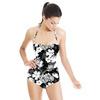 Romy Black White (Swimsuit)