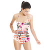 Flamingo Ethnic (Swimsuit)