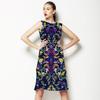 Floral Paisley (Dress)