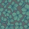 Floral Outline (Original)