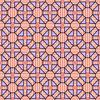Geometric Tile Print (Original)