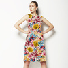 Watercolor Flowers (Dress)