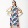 Gradient Geometrics (Dress)